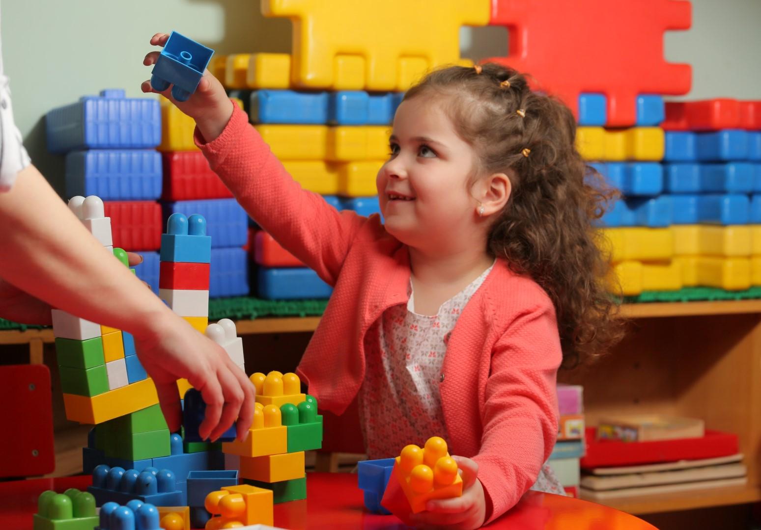 Режим на ден на деца во Центар за ран детски развој во втора смена