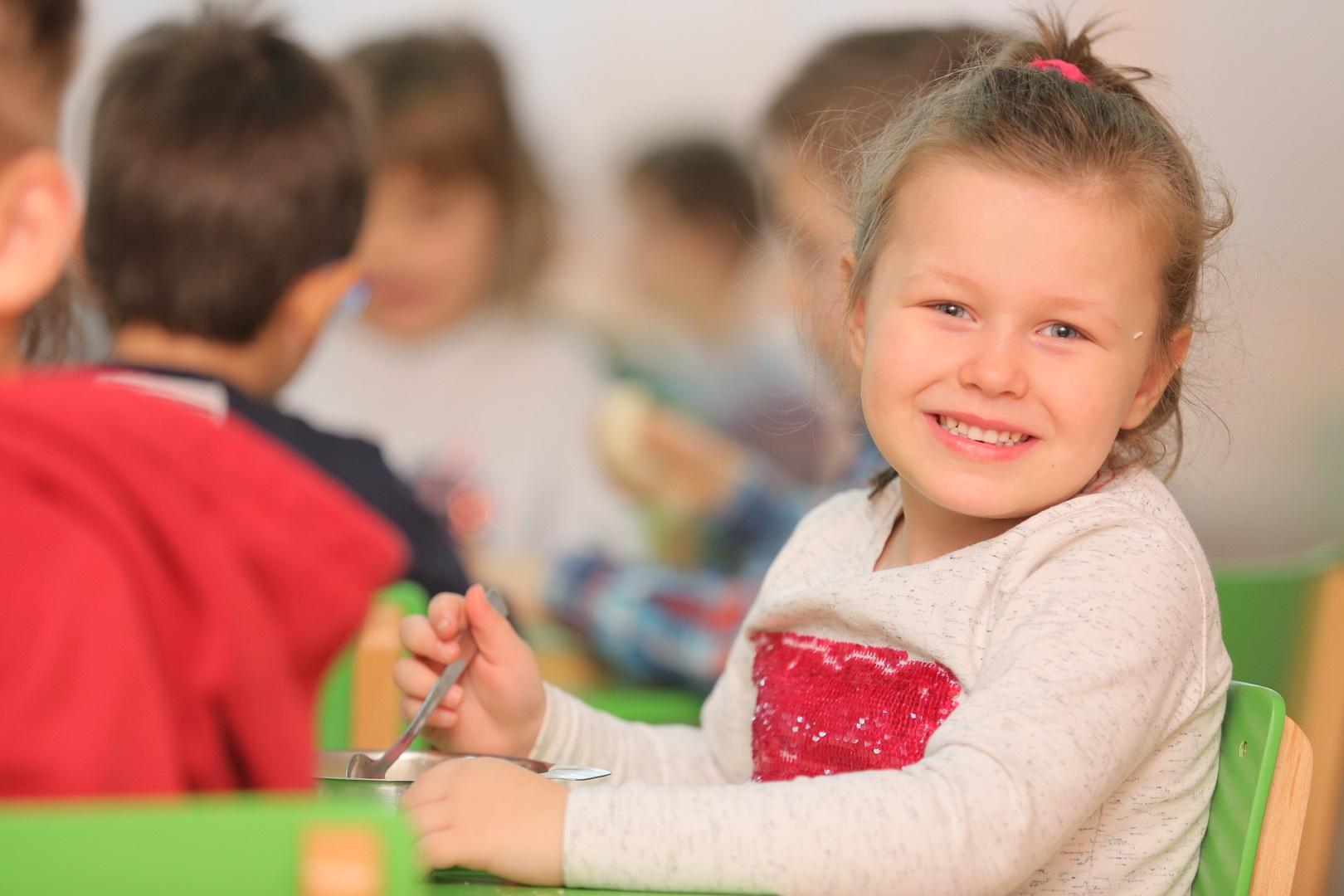 Исхрана на деца во Градинка (2-6 години)