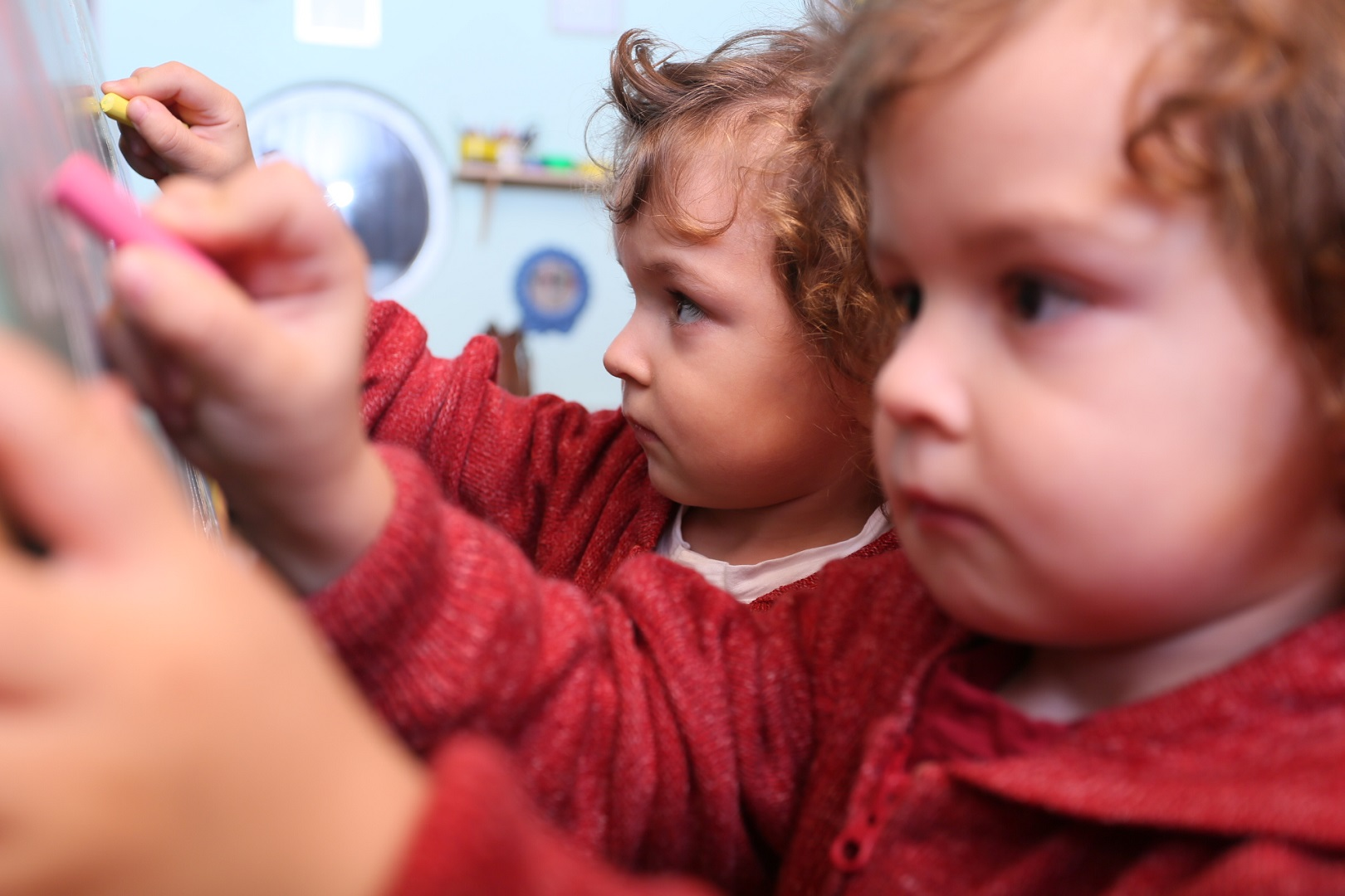 Ushqimi ditor për fëmijët e moshës 2-3 vjeç me mësim ditor