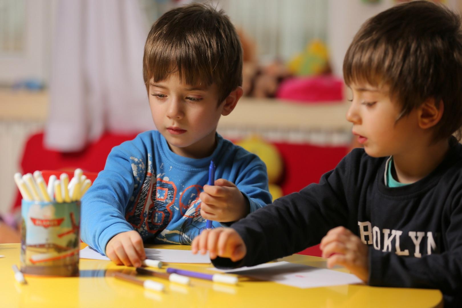 Режим на ден на деца 3-4 години во продолжен претстој