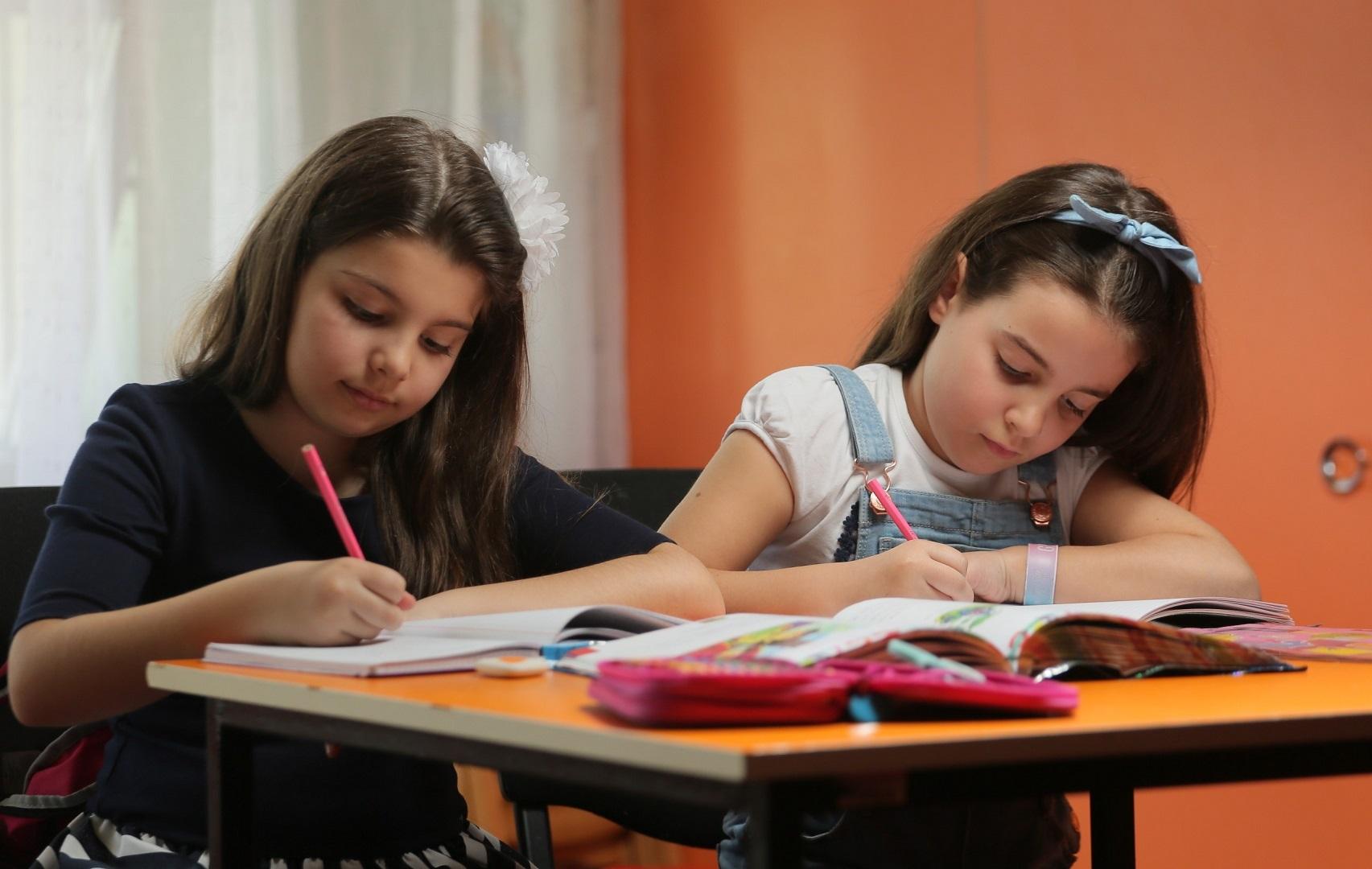 Режим на ден на деца 6-10 години во целодневен претстој