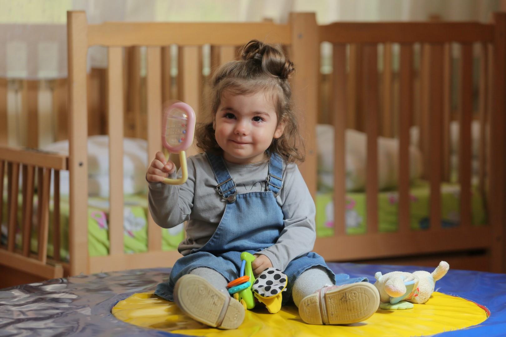 Режим на ден на деца 0-2 години во целодневен претстој