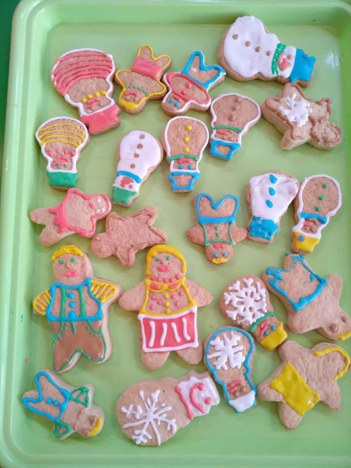 """"""" Новогодишни колачиња за мали дечиња"""" – објект Кокиче"""