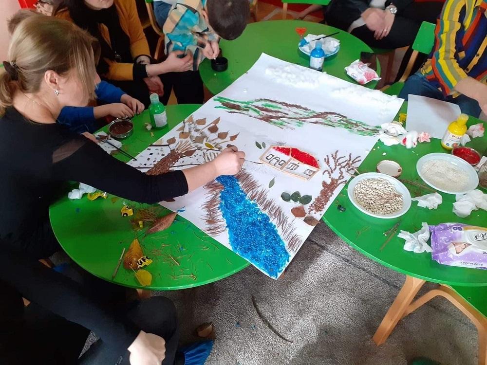 Есенска семејно креативна работилница – Објект Бубамара