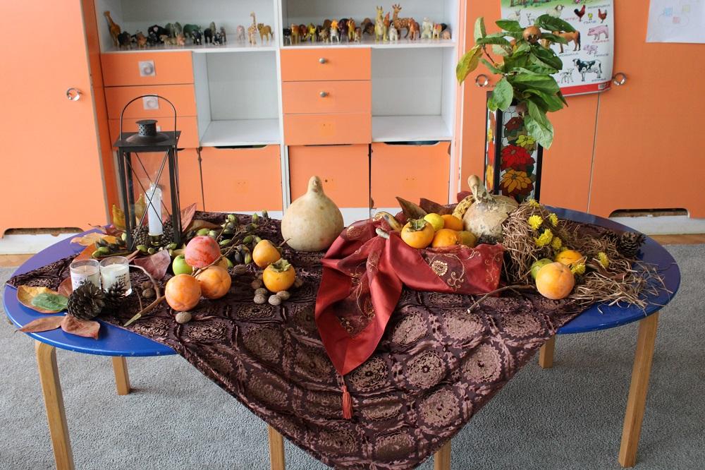 Есенска семејно креативна работилница – објект Развигорче