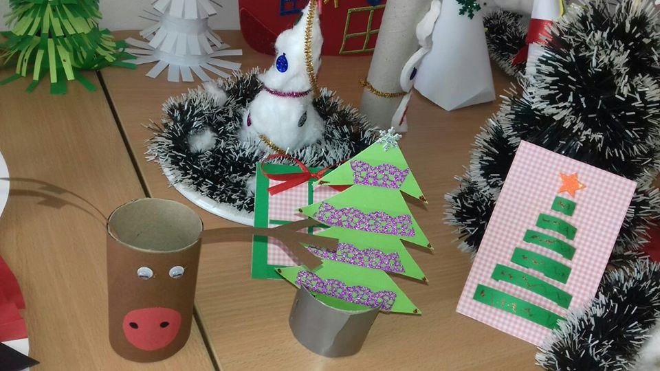 """Новогодишна семејно креативна работилница – објект """"Изворче"""""""