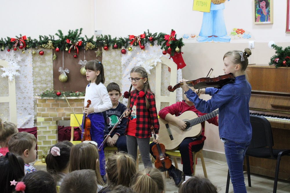 Новогодишен концерт